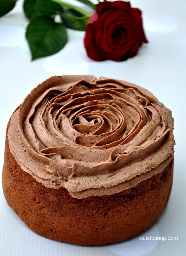 Poke Cake Chocolat Recette