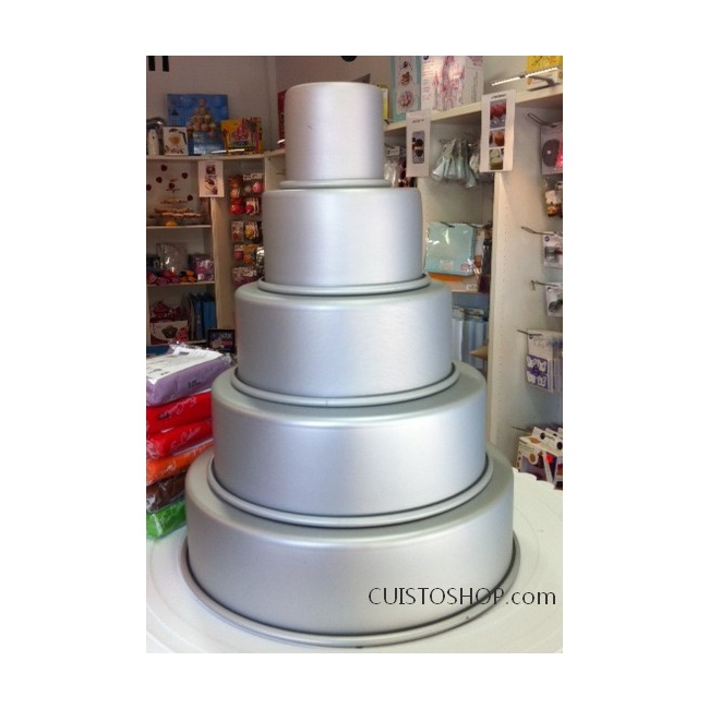 Pin moule topsy turvywhimsy cake rond 12 cake on pinterest - Moules a gateaux originaux ...