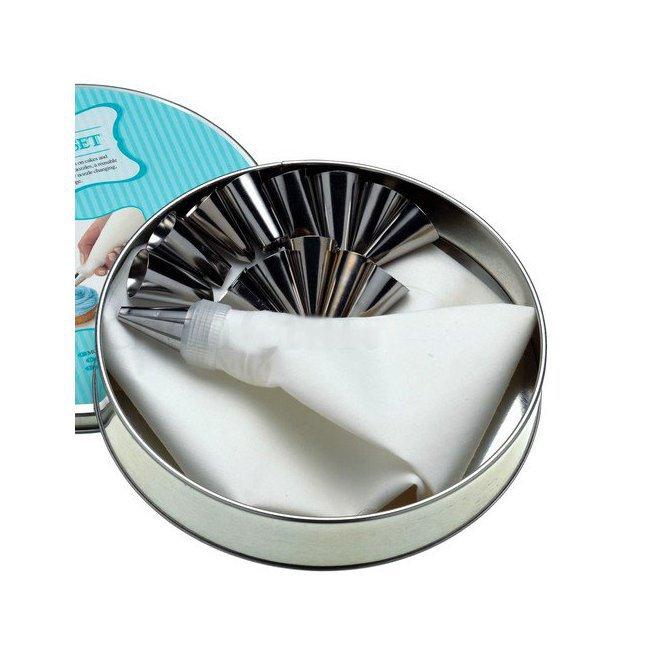 pin bo te rangement pas cher la boite cupcake 195 cm ronde. Black Bedroom Furniture Sets. Home Design Ideas