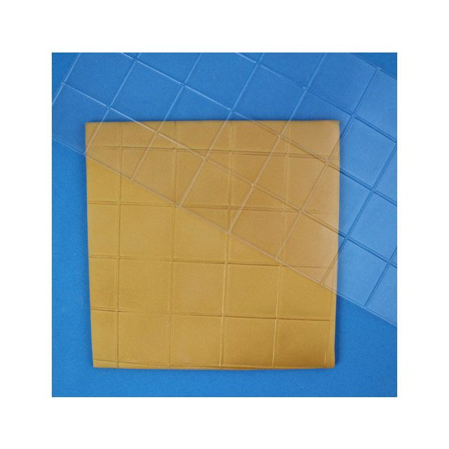 Tapis Relief Pate A Sucre