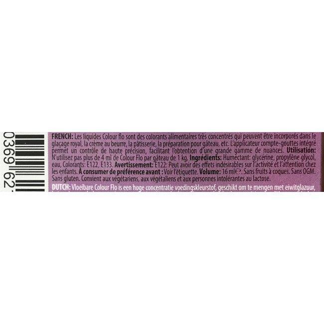 colorant alimentaire liquide violet rainbow dust - Colorant Alimentaire Violet