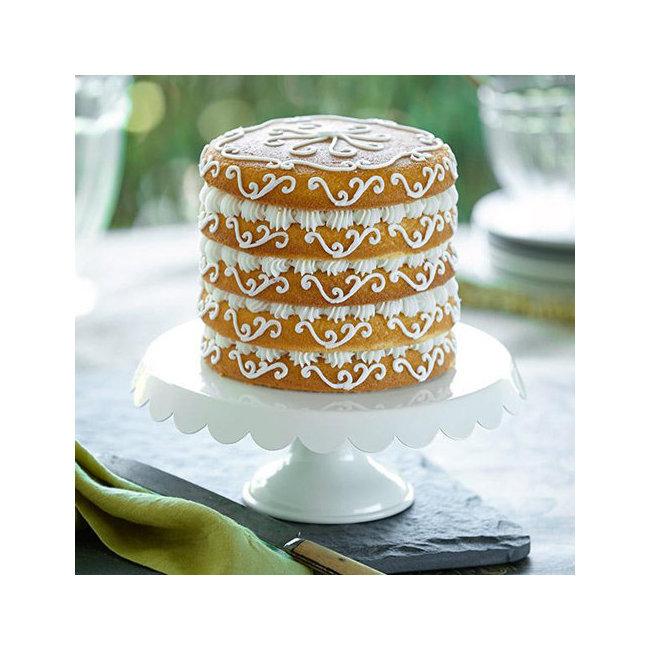 cake design p te sucre moules pour pi ce mont e layer cake g teau 3d lot de 5 moules. Black Bedroom Furniture Sets. Home Design Ideas