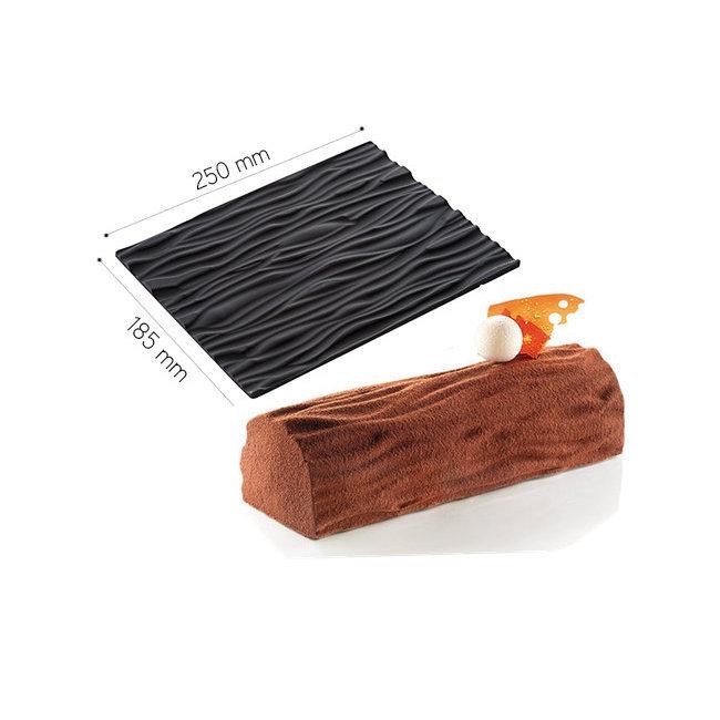 Tapis en silicone effet bois silikomart ~ Silicone Sur Bois