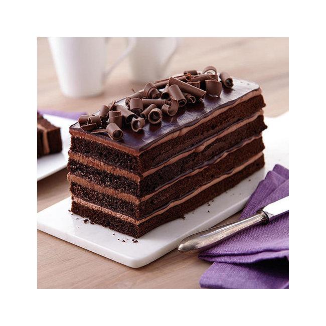Nouveaut s kit de 4 moules layers cakes rectangulaires - Moule a layer cake ...