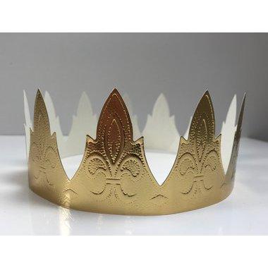 Sp cial f tes couronne galette des rois cuistoshop - Couronne galette des rois a decouper ...