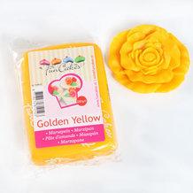 pte damande colore jaune - Pate D Amande Colore