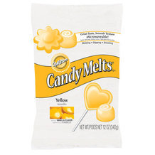 Candy melts jaune (pistoles)