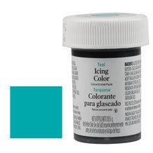 colorants pour pte sucre colorant gel wilton couleur turquoise - Pate A Sucre Colore