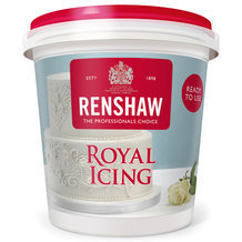 Royal icing Renshaw pot de 400 grammes(Glaçage Royal)