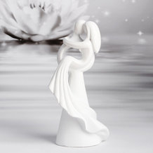 "Figurine mariage ""Amour abstrait"""