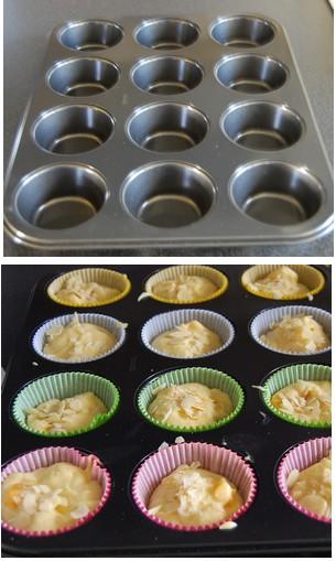 moule muffins en acier pour caissettes. Black Bedroom Furniture Sets. Home Design Ideas