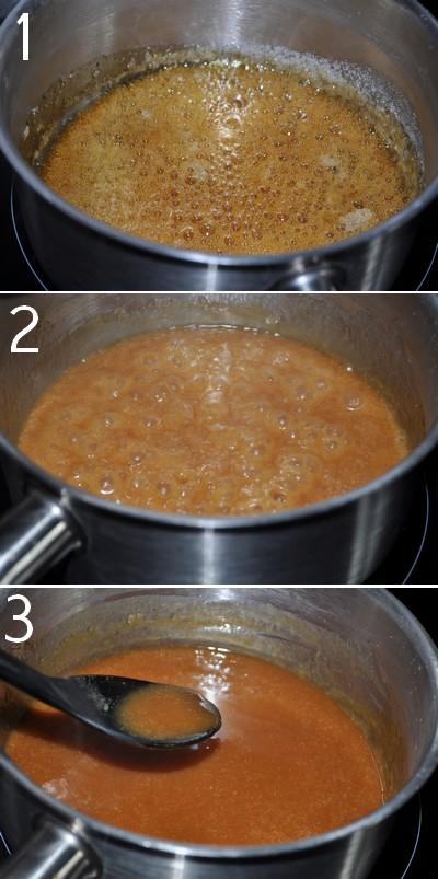 Recette sauce caramel maison - Faire du caramel maison ...