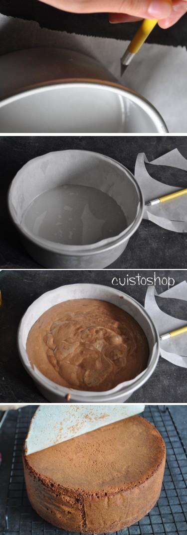 Comment faire un bon gateau d'anniversaire au chocolat