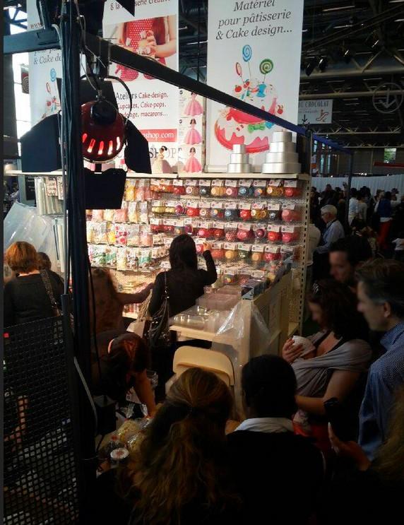 Cuistoshop au salon mondial du chocolat paris cuistoshop - Mondial relay paris ...