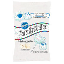 Candy melts pailletés Wilton (pistoles)