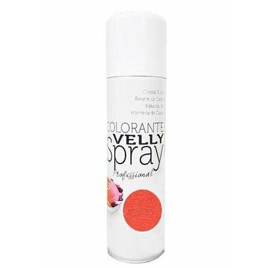 SPRAY VELOURS FUNCOLOURS -ROUGE- 100ML