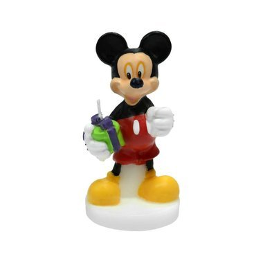 Bougie Mickey 3D